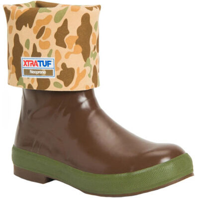 Men's 15 in Duck Camo Legacy Boot, , large