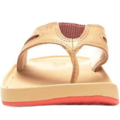 Women's South Shore Leather Flip-Flop, , large