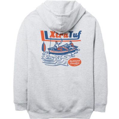 Unisex Pullover Retro Hoodie, , large