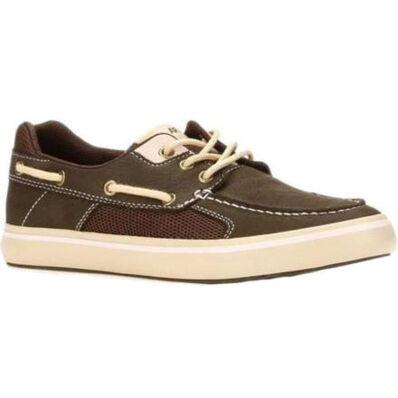 Women's Finatic II Leather Deck Shoe, , large