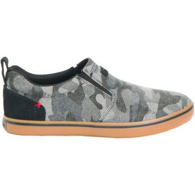 Men's Canvas Sharkbyte Deck Shoe, , large