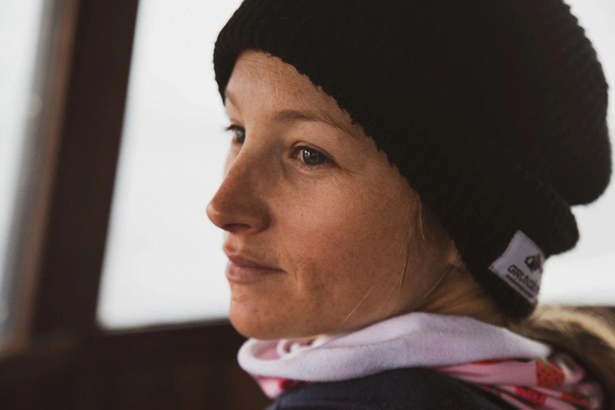Portrait of McKenna
